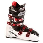 Clapari ski pentru Barbati Atomic TECH 80, White/black
