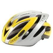 Casca bicicleta pentru Barbati SH+ SPEEDY, Yellow/titanium