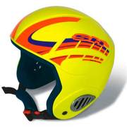 Casca ski pentru Copii SH+ EX1EVO3, Yellow
