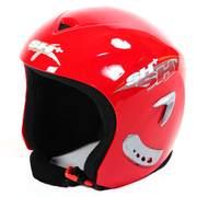 Casca ski pentru Copii SH+ FLASH, Red
