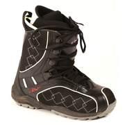 Boots snowboard pentru Barbati Limited4You SNOWBOARD, Black