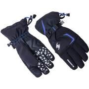 Manusi ski Blizzard REFLEX, negru/albastru