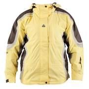 Geaca ski Nordblank N8000 LADY, galben deschis
