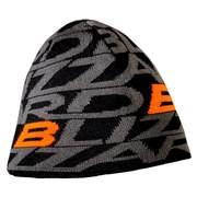 Caciula Blizzard DRAGON, negru/portocaliu