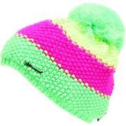 Caciula Blizzard Tricolor, galben/roz/verde