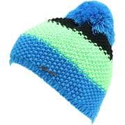 Caciula Blizzard Tricolor, negru/verde/albastru