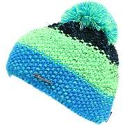 Caciula Blizzard Tricolor, negru/verde/albastru-melanj