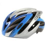 Casca bicicleta SH+ SPEEDY, albastru/argintiu