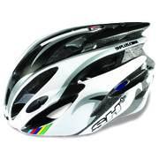 Casca bicicleta SH+ NATT, negru/alb