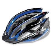 Casca bicicleta SH+ ZEUSS MTB, albastru/negru