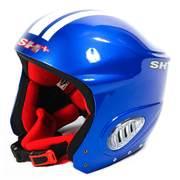 Casca ski SH+ KING RACER EVO 3, albastru briliant